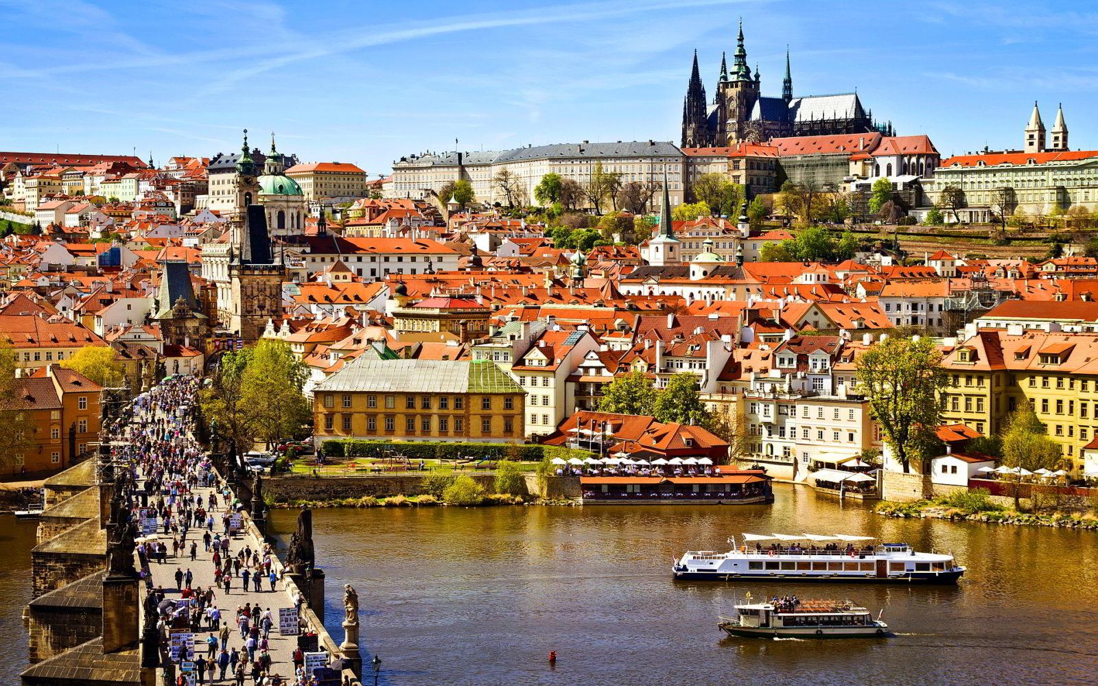 Тайны мистической Праги