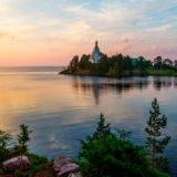 Путешествие по Ладожскому озеру