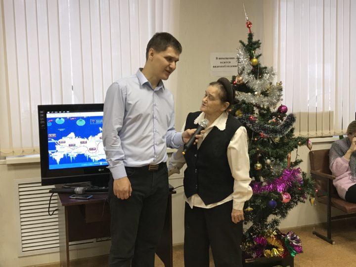 Новогоднее путешествие по России.