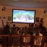 Тифлопросветительский короткометражный фильм о возможностях незрячих детей. А также  создание прочих фильмов об инклюзии