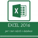Работа в Excel 2016 с помощью JAWS 18