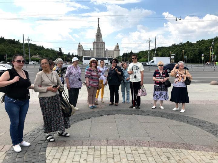 «Москва майская»