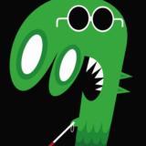 Слепой динозавр.