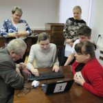 Впервые в Нижнем Новгороде прошел конкурс компьютерной грамотности среди инвалидов по зрению