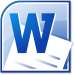 Логотип Microsoft Word