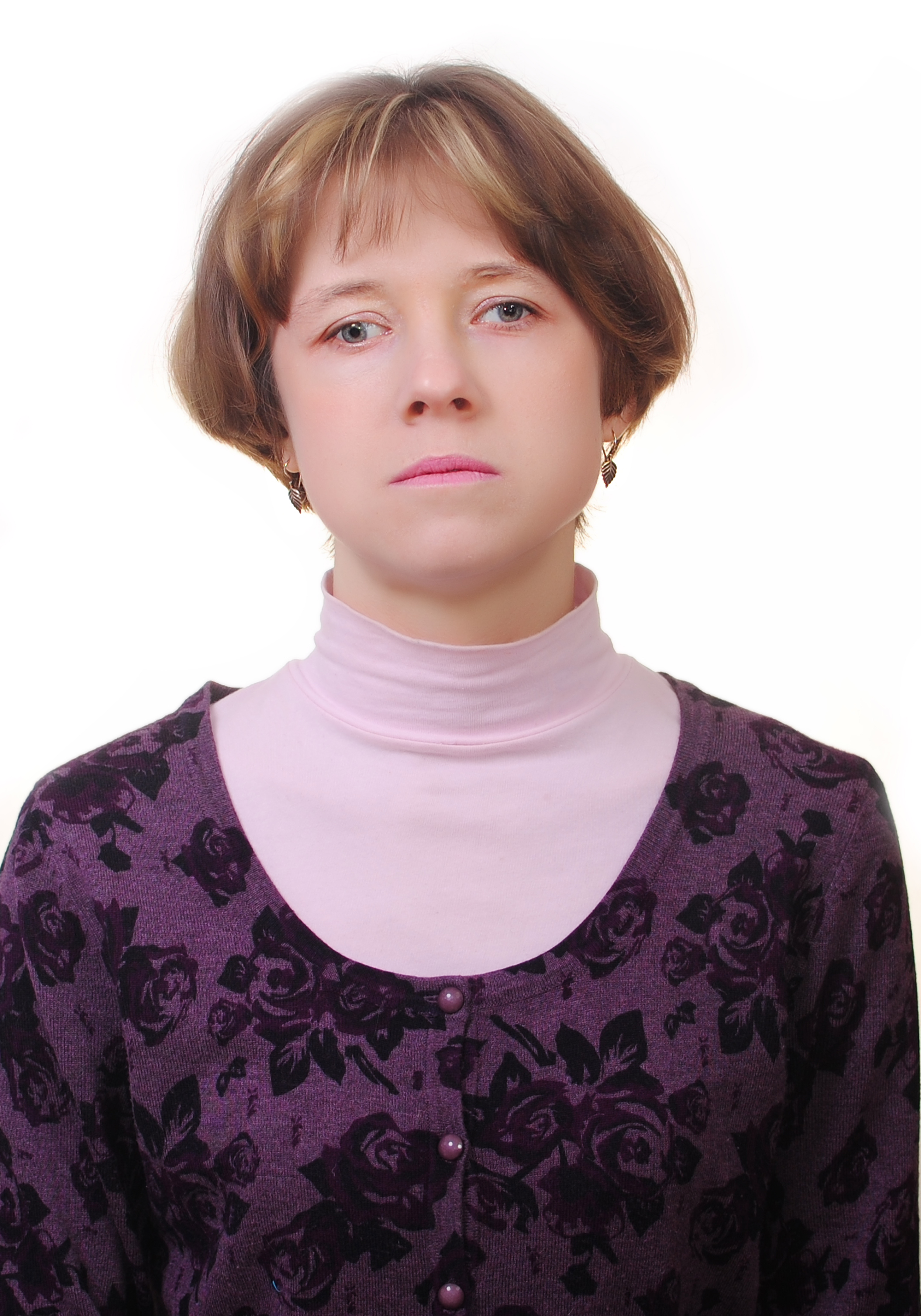 Екатерина Валерьевна Ходюк.