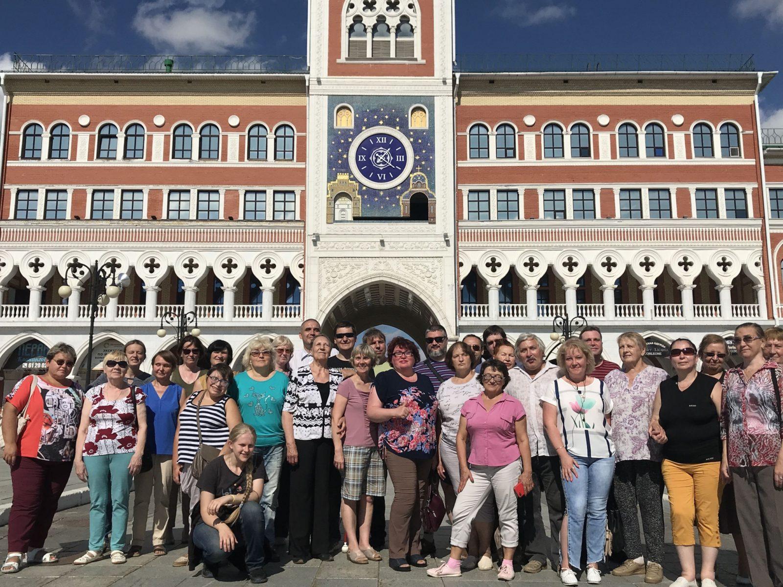 Отзывы участников об экскурсионной поездке в Чебоксары и Йошкар-Олу.