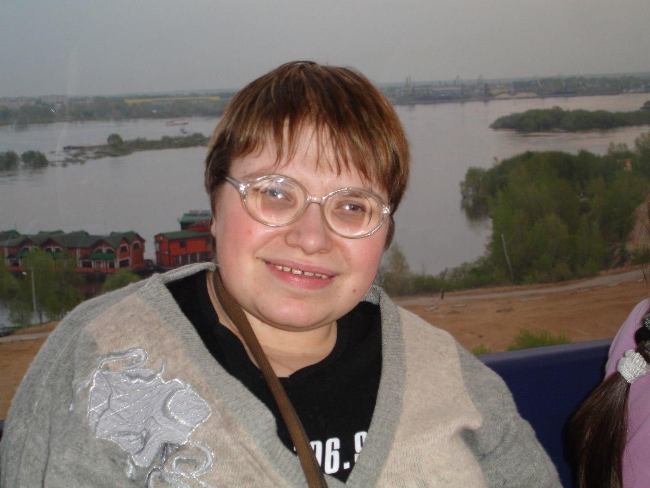 Мария Гаврилина.