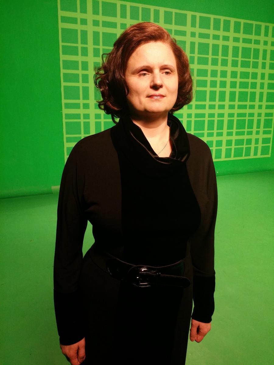 Анна Павловна Князева.