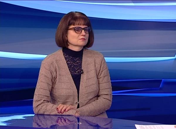 Анна Князева.