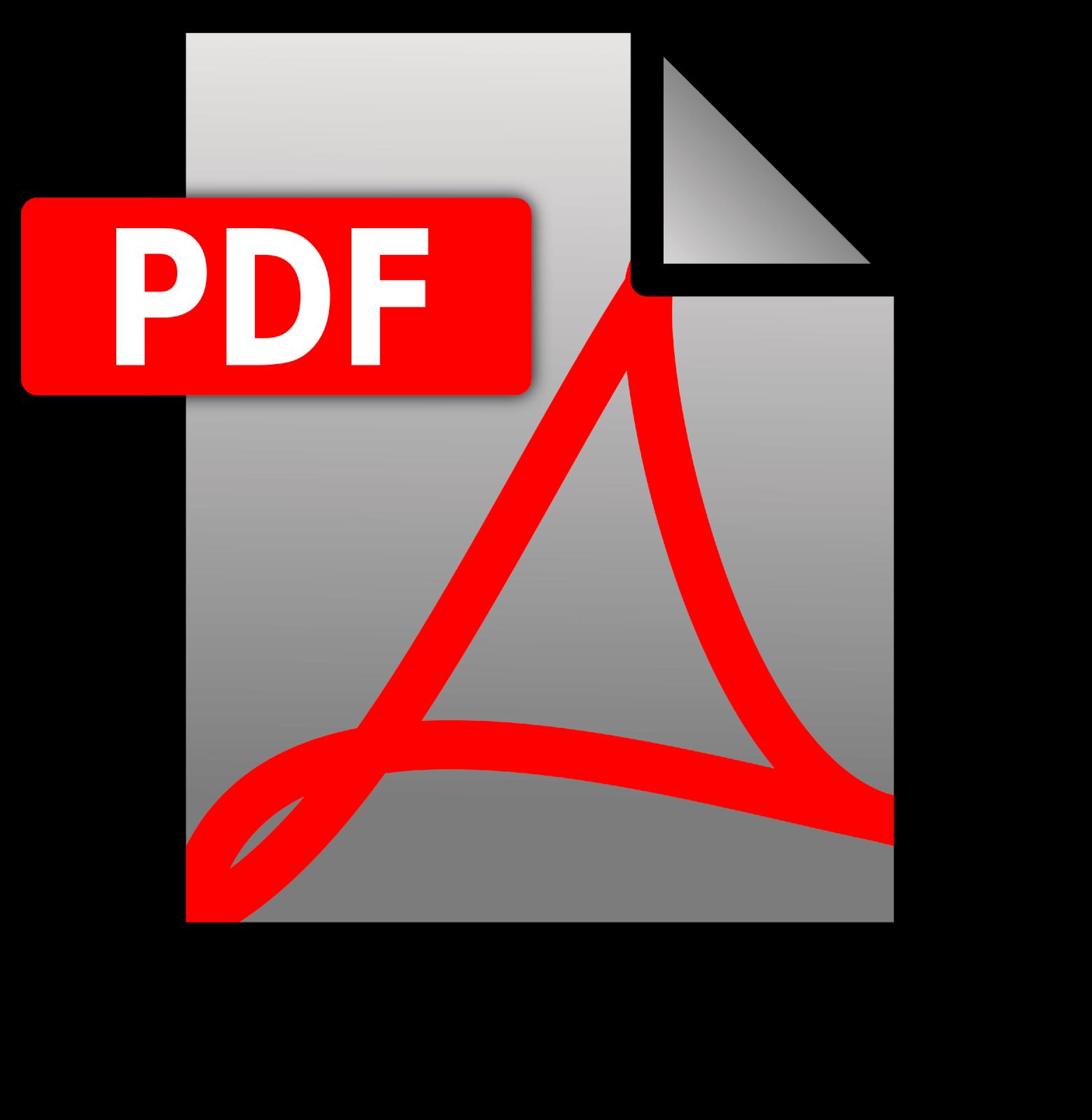 Portable Document Format.