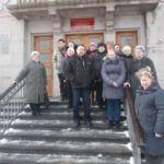 Экскурсионная поездка в Чкаловск.