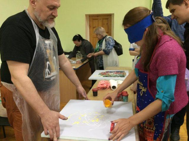 Декада инклюзии в Екатеринбурге.