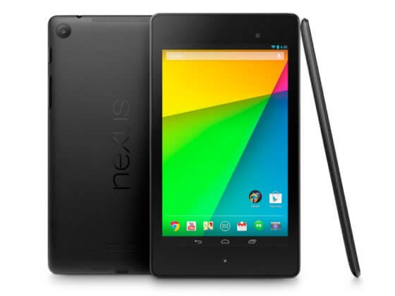 "Планшетный компьютер ""Asus Nexus 7"""