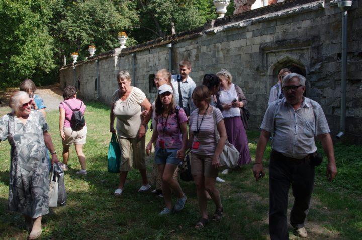 Фото. Экскурсия в усадьбу Жомини.
