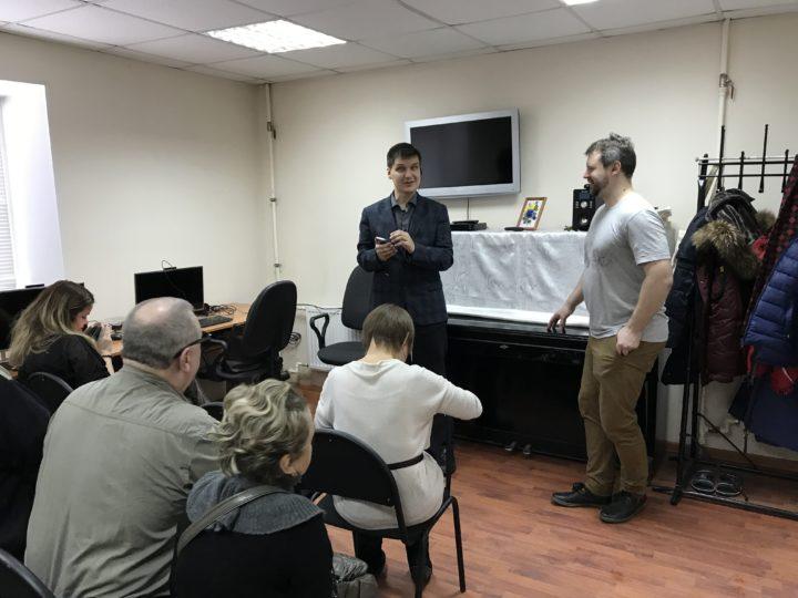 """""""Инклюзия без иллюзий"""" в Москве и регионах."""