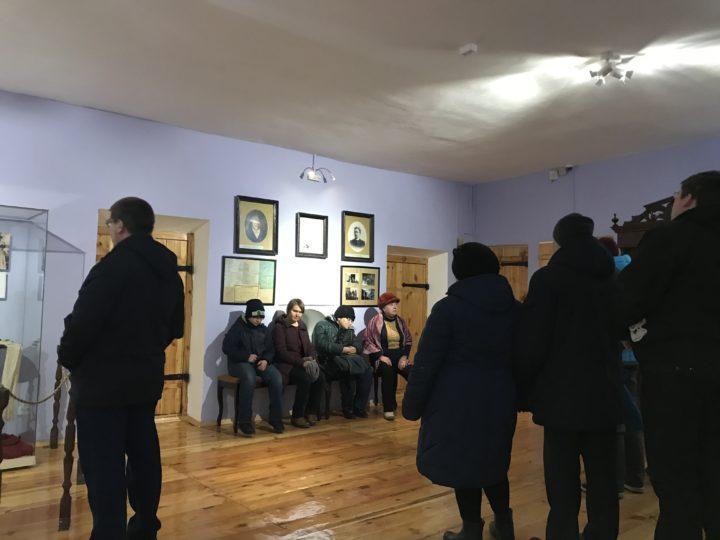 Фото. Экскурсия в Гороховец.