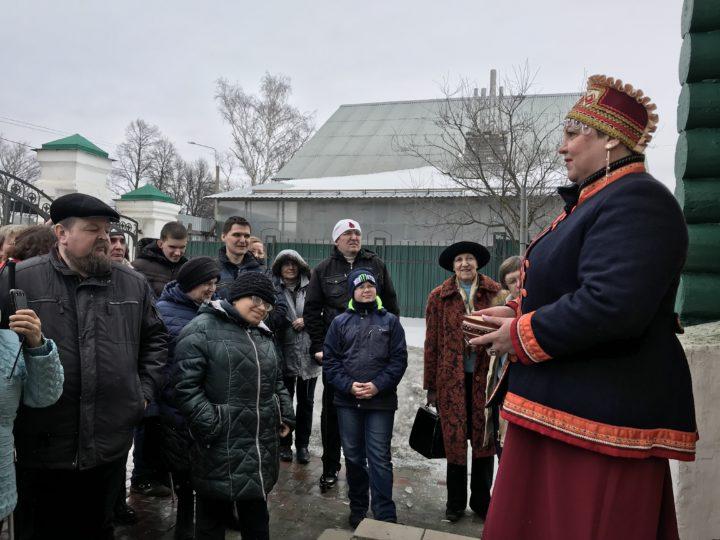 Фото. Обзорная экскурсия по Гороховцу.
