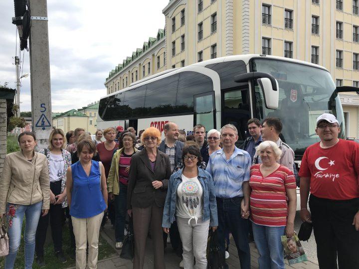 Отзывы об экскурсионной поездке в Выксу
