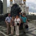 Незрячие нижегородцы увидели Москву