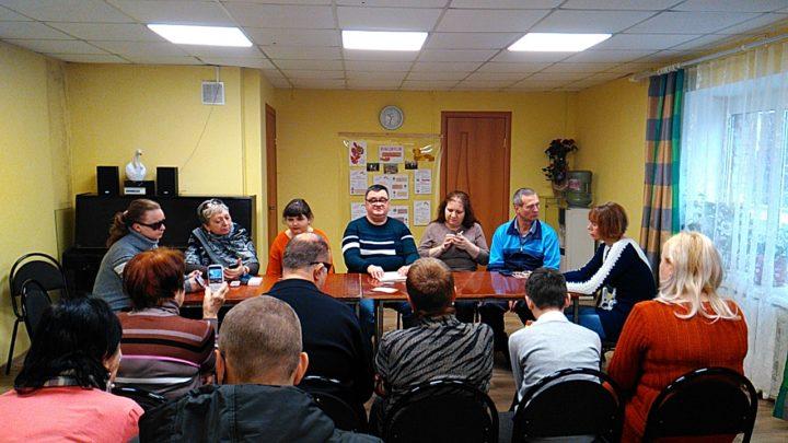 Открытый урок в Пятигорске.