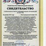 Реестр СО НКО 2014