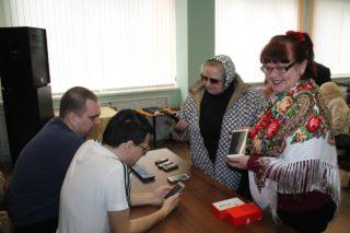"""""""Универсальный мобильный помощник"""". Круглый стол в Саранске."""