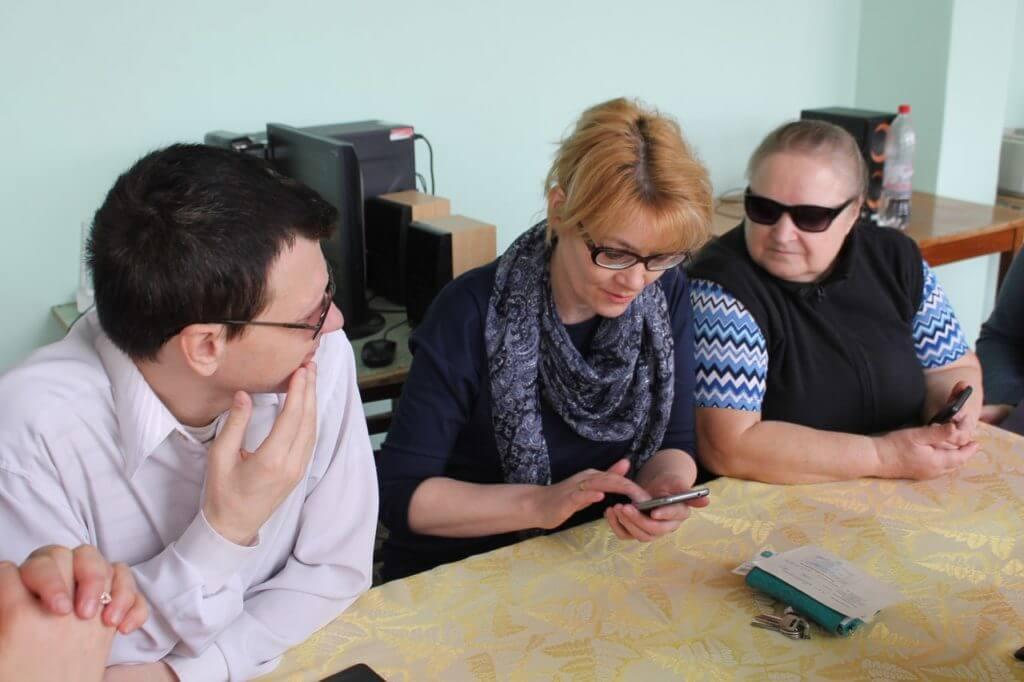 """""""Универсальный мобильный помощник"""" в Саранске."""