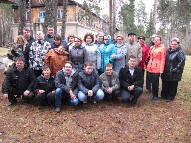 Общая фотография участников семинара
